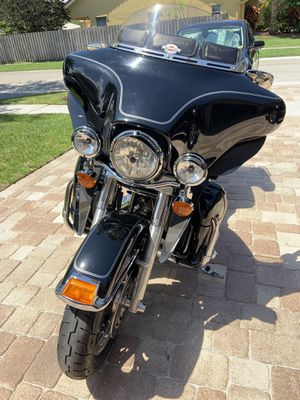 2005 Harley Davidson Electra Glide Classic for Sale in Lake Worth, FL