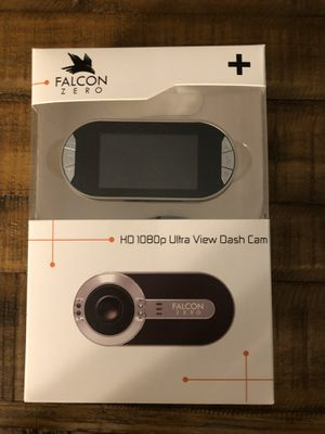 Falcon dash camera for Sale in Richardson, TX