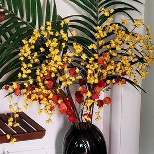 Flowers And Palm Tree Branch (Faux) for Sale in Westminster, CO