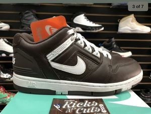 Nike supreme Air Force 2's for Sale in Temecula, CA