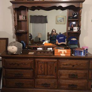 Queen Size Bedroom Set for Sale in Aiken, SC
