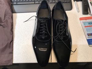 Gucci Patent Leather Lace -Up Shoes Size 12.5 for Sale in Washington, DC
