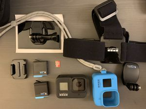 GoPro Hero 8 Black and Accessories for Sale in Downers Grove, IL