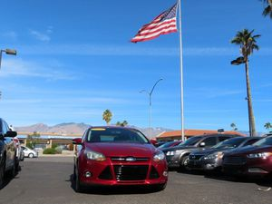 2014 Ford Focus for Sale in Tucson, AZ
