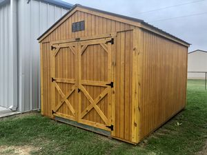 Affordable Quality 10X12 Utility Shed, $105 DOWN, Delivery Available 🚛‼️ for Sale in Goldsboro, NC