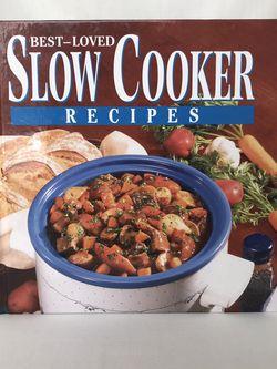Slow Cooker Recipe Cookbook for Sale in Bolingbrook,  IL