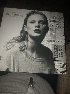 Taylor swift REPUTATION VIP package!! for Sale in Salt Lake City, UT