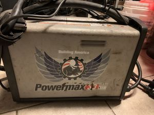 Powermax 30 air plasma cutter for Sale in The Bronx, NY