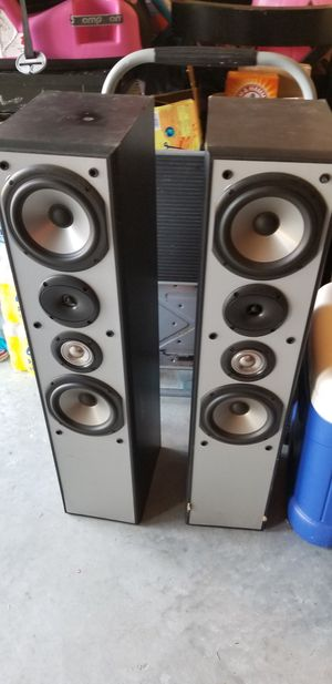 Pioneer tower speakers for Sale in Humble, TX