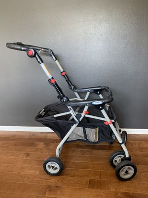 Graco Snugrider Infant Car Seat Stroller Frame for Sale in Seattle, WA