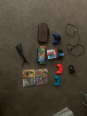 Nintendo Switch Bundle for Sale in Chino, CA