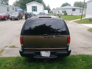 2002 Chevy Blazer trade for a smaller car for Sale in Sterling Heights, MI