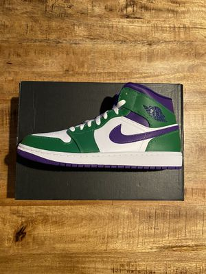 Jordan 1 Mid Incredible Hulk Sizes 10 for Sale in Oregon City, OR