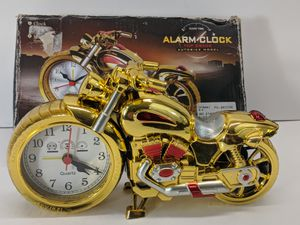 Motorcycle Autobike Analog Top Grade Desk Alarm for Sale in Mount Prospect, IL