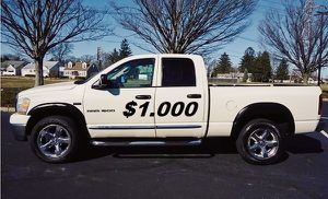 🍁I'm the first owner and i want to sell my 2006 Dodge Ram 1500 SLT$1000🏆 for Sale in Atlanta, GA