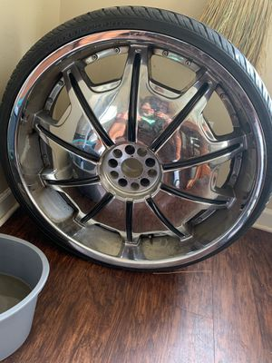 26 inch rims for Sale in Monroe, NC