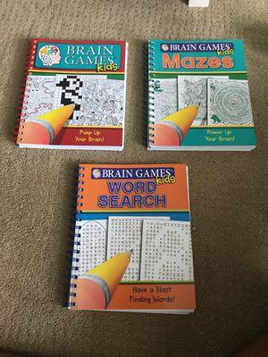 Kid brain games for Sale in Powder Springs, GA