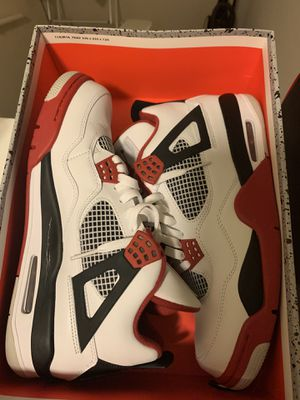 Fire red 4 sz10 2012 for Sale in Ellicott City, MD