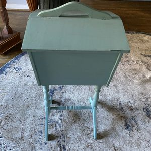 Vintage Doubled Sided Sewing Bin for Sale in Dacula, GA