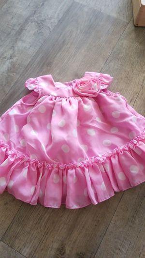 Marmellata 3/6mo polyester rose dress for Sale in Boynton Beach, FL