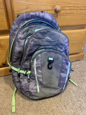 High Sierra backpack (perfect condition) for Sale in Chino, CA