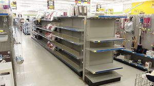 Gondola shelving - per 4' section. for Sale in Murray, KY