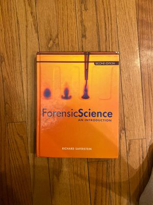 Forensic Science an Introduction Second edition Textbook for Sale in Chicago, IL