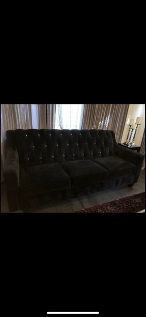 Black Sofa for Sale in Brentwood, CA