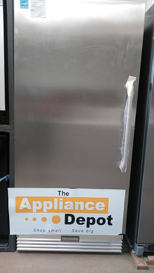 New Frigidaire Commercial freezer in Stainless Steel for Sale in Chula Vista, CA