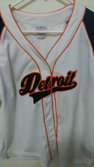 Detroit tigers woman's baseball jersey for Sale in Farmington Hills, MI