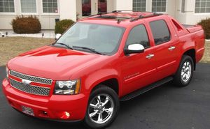 ² ⁰ ⁰ 8 Avalanche 4WDWheels One Owner for Sale in Chattanooga, TN