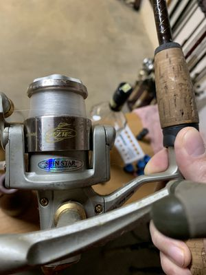 spinning reels for Sale in South Amherst, OH