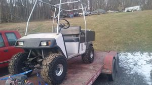 ISO. Ez go golf cart. Roof and framework for Sale in Beaver Falls, PA