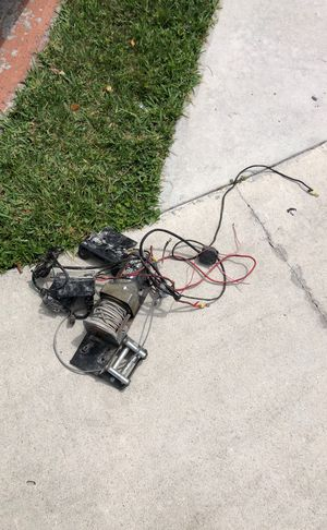 Winch for Sale in Miami, FL