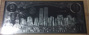 Silver Leaf Memorial for Sale in Queens, NY