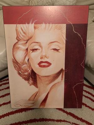 Marilyn Monroe Big frame for Sale in Windermere, FL