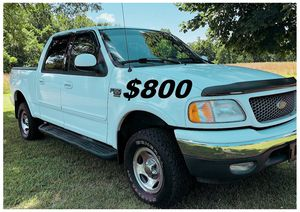 ✅$8OO immaculate 2002 Ford F 150 condition! Runs and drives like new looks even better. ✅ for Sale in Garrison, MD