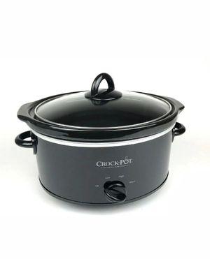 NEW Crock Pot Slow Cooker Classic #SCV400-B Oval 4 Quart Manual Dishwasher Safe for Sale in Alpine, CA