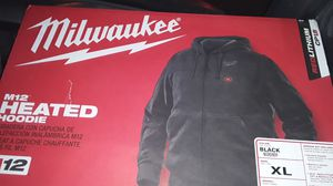 """Milwaukee m12 """"XL"""" Heated Hoodie for Sale in Portland, OR"""