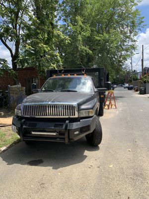 1995 Dodge Ram 3500 4x4 dump truck for Sale in Baltimore, MD