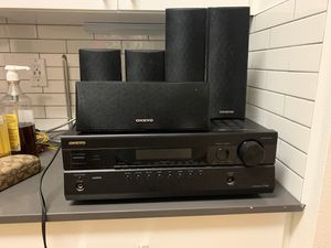 Onkyo AV-RECEIVER HT-R380 for Sale in Bothell, WA