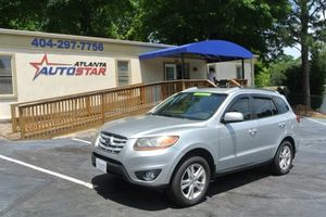 2011 Hyundai Santa Fe for Sale in Cumming, GA