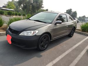 Honda civic 2004 coupe for Sale in Sacramento, CA