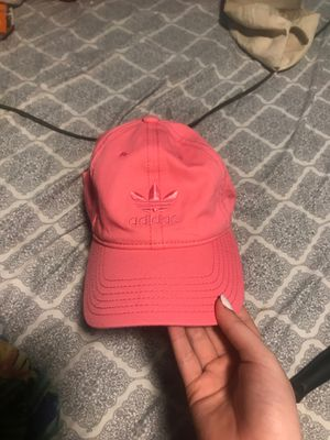 Pink Adidas hat for Sale in Garland, TX