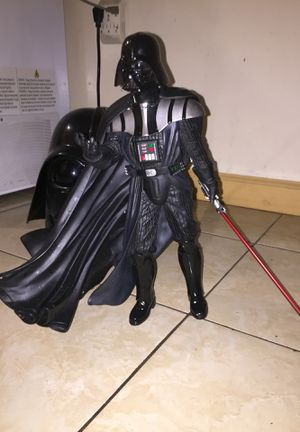 Darth Vader 15 inch special limited edition collectibles statue for Sale in Roselle, NJ