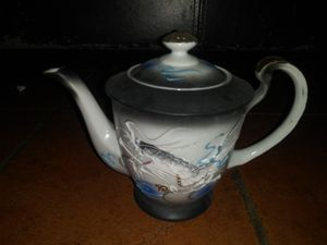 Beautiful collectible dragonware teapot never used for Sale in Hawthorne, CA