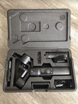 Zhiyun Crane M2 3-Axis handheld gimbal stabilizer for Sale in Tampa, FL