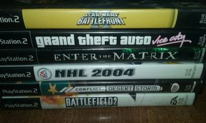 6 Ps2 games for Sale in Cleveland, OH
