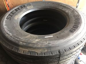Semi trailer tires (295/75R22.5) for Sale in Redlands, CA