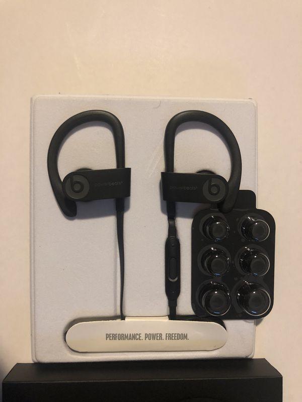 Beats by Dre Power Beats 3 Wireless Blk/Gry